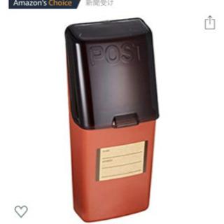 郵便ポスト 新品未使用 箱入り