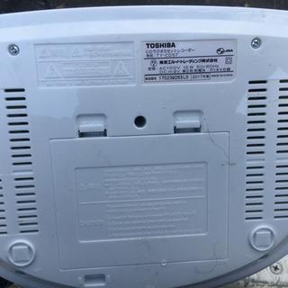 TOSHIBA CDラジオカセットレコーダー
