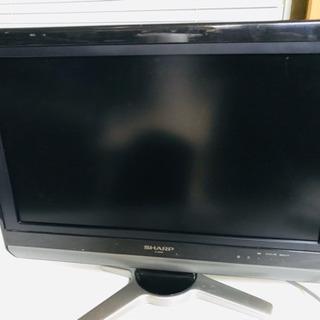 ☆053127 シャープ 20型液晶テレビ 09年製☆