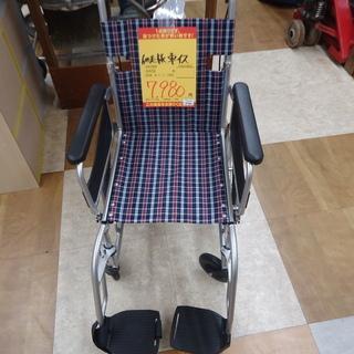 【引取限定】他走様車椅子 中古品 【ハンズクラフト八幡西店】