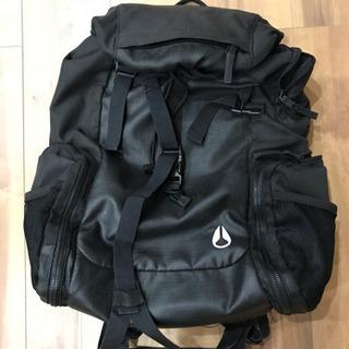 【Nixon】人気モデルバッグパック