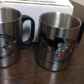 ひょっとこハム太郎のマグカップ