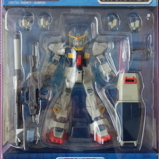 MS IN ACTION  ZGUNDAM(RX-178)  完...