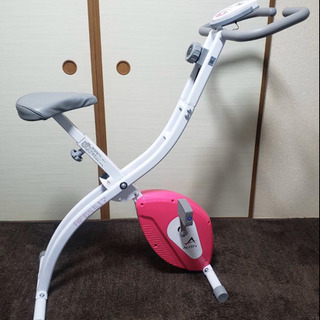 【折りたたみ】フィットネスバイク [ALINCO(アルインコ)]