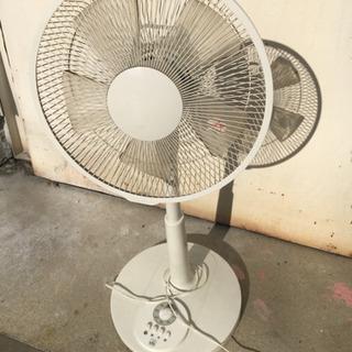 扇風機 2017年製