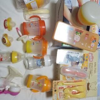 赤ちゃん用 調理セット 離乳食スプーン 哺乳瓶 マグマグ