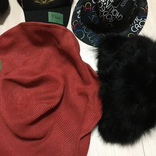 キャップ、ハット、女優帽、メーテル帽