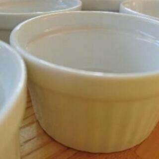 ココット  10個セット 白 耐熱小皿
