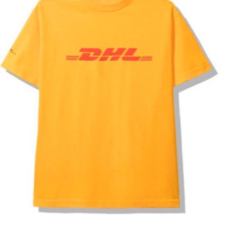 DHL×アンチソーシャル tee