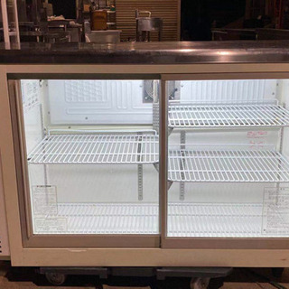 SANYO 台下冷蔵ショーケース