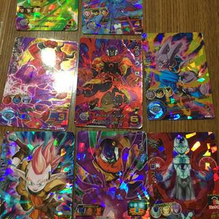 ドラゴンボールヒーローズカード8枚だよ!