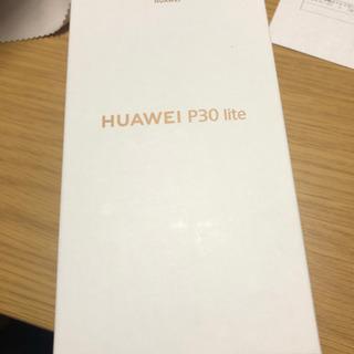 新品未使用 SIMフリー huawei P30 lite mid...