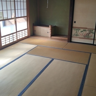 畳を差し上げます。(栃木市)