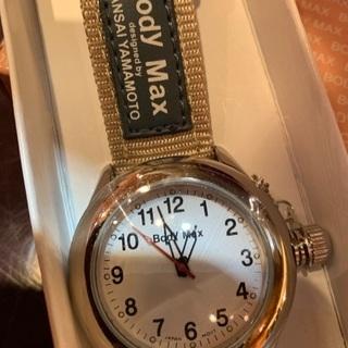 新品未使用✨BODY MAX 時計✨