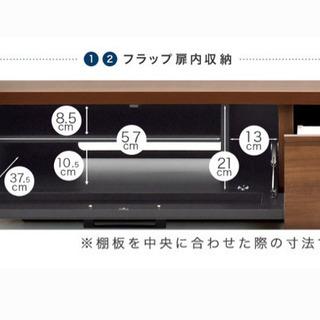 美品です!日本製テレビ台 − 埼玉県