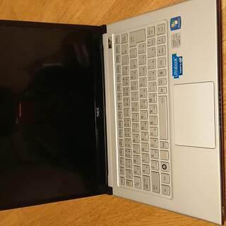 【ジャンク】NECノートパソコン PC-LZ750HS 超軽量約...