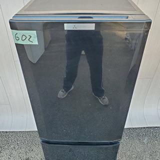 2016年製‼️ 602番 三菱✨ノンフロン冷凍冷蔵庫❄️MR-...