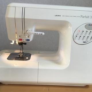 JUKI  自動糸切り付きミシン  中古動作品