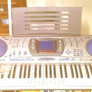 CASIOの電子ピアノ