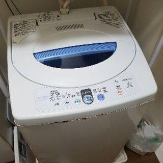 日立 全自動電気洗濯機 NW-42EF 42リッター