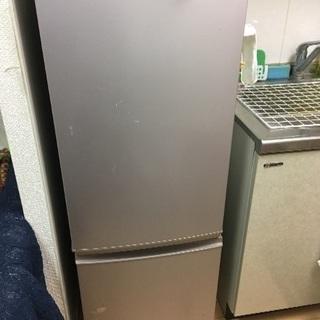 【あげます】シャープ製 冷蔵庫 SJ17r