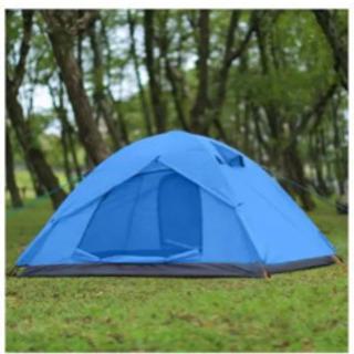 イレグロ 2人用テント