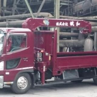 4Tトラック運転手