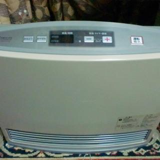 東京ガスファンヒーター(MA-B730FH-BE)中古良品9~13畳用