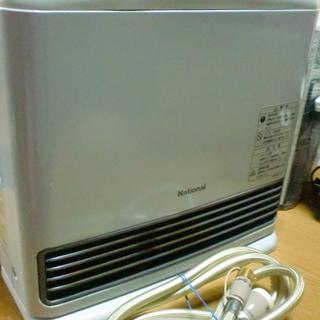 ナショナルガスファンヒーター(GS-20T1)都市ガス用中古良品