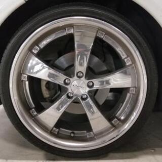 19インチ 8JJ19 タイヤセット 4本です。225/35/1...