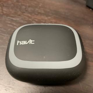 美品 HAVIT Bluetooth イヤホン 完全ワイヤレス ...