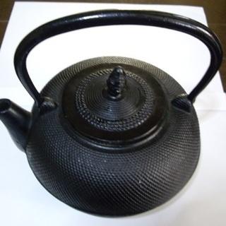 鉄瓶(中サイズ)
