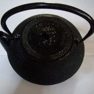 鉄瓶(小サイズ)
