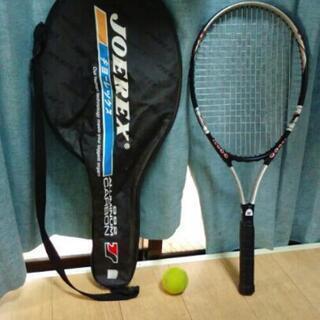 テニスケースとボール付きラケットノンブランド