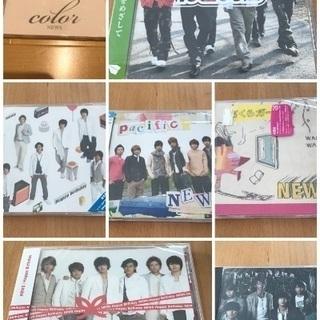 NEWS CD6枚セット