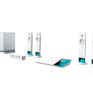 SONYホームシアターシステムBDV-N1WL(ホワイト)