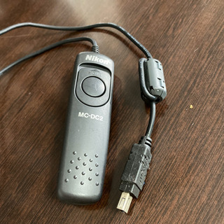 美品 Nikon用リモートコード/シャッターレリーズMC-DC2