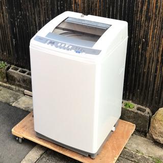 AQUA アクア 7.0kg洗濯機 AQW-V70D(W)
