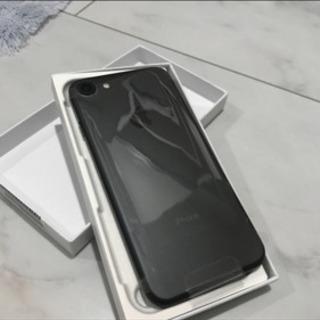 iPhone7 Black 128GB SIMフリー au版