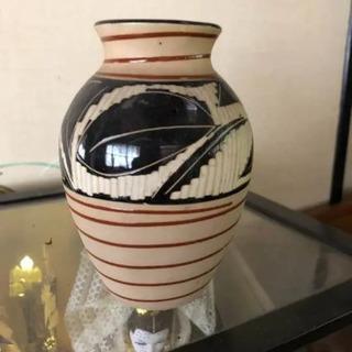 壺 花瓶 茶色