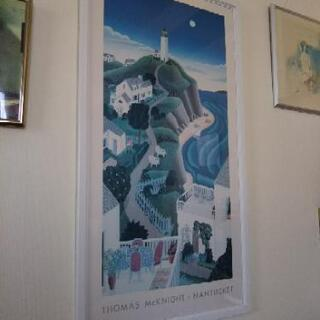 トーマス・マックナイトの大きい絵