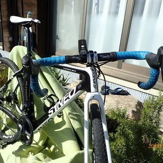 S1neo cx02 シクロクロス カーボン ディスク シマノアルテグラDi2 - 自転車