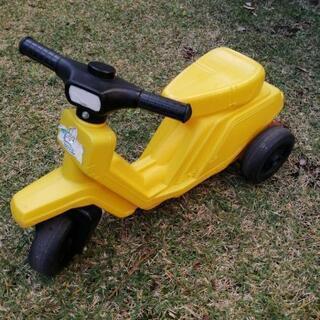幼児 バイク 黄色 中古 ヤマダ