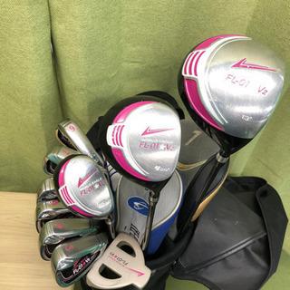 NEW FL-01 V2☆レディース☆ゴルフクラブセット☆