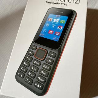 MINI Phone2(動作確認済み)BLACK