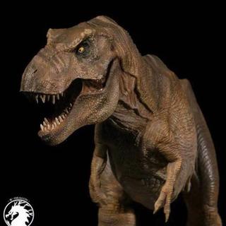 1/35ティラノサウルス・レックス スタチュー ジュラシックパー...