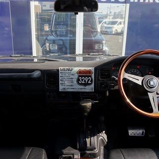 トヨタ ランドクルーザープラド DT SX ワイド ブラック