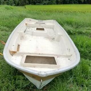ボート 船外機付き( ´∀`)