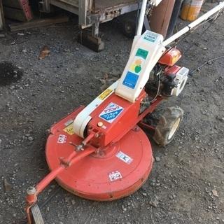 草刈り機 オーレック  自走式