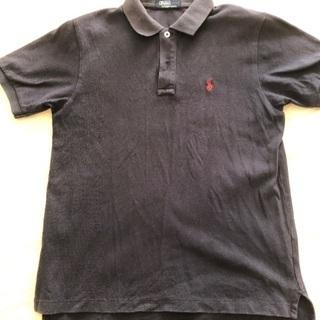 ポロラルフローレン ポロシャツ紺